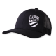 Logo Trucker Hat-Black