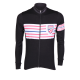 CX Stripe Merino Wool L/S