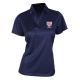 Ladies Coaches Jacquard Polo